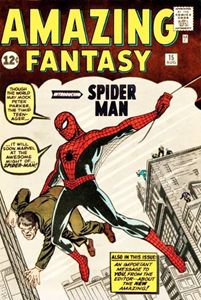 Picture of Amazing Fantasy Comics